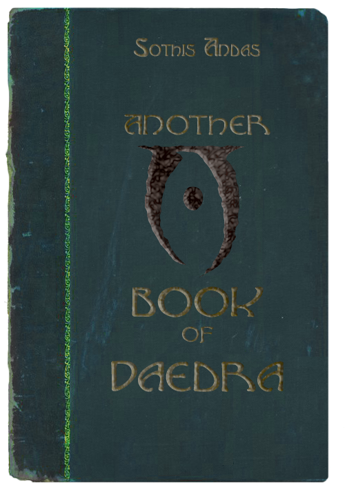 TES - Another Book of Daedra by Izz-noxfox