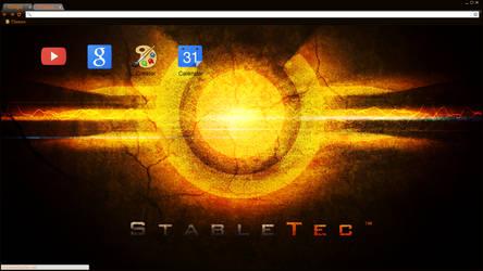 StableTec Chrome theme by Daring-Dash-Hoof