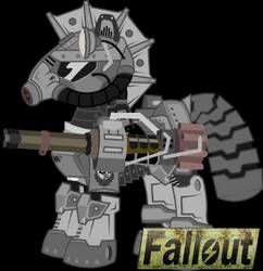 Fallout Steel hooves Icon by Daring-Dash-Hoof