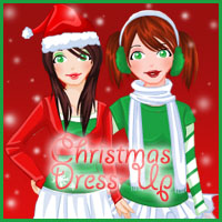 Christmas Dress-Up by BonnieMcBop