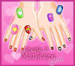 Create a Manicure Game