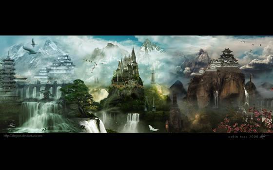 The Three Kingdoms Wallpaper