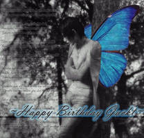 Happy Birthday Gackt by meiki