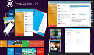 Windows Metro IM..Update by jaycee13