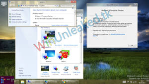 Windows 8 Nature Themepack
