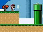 Super Mario test game by nintybloke