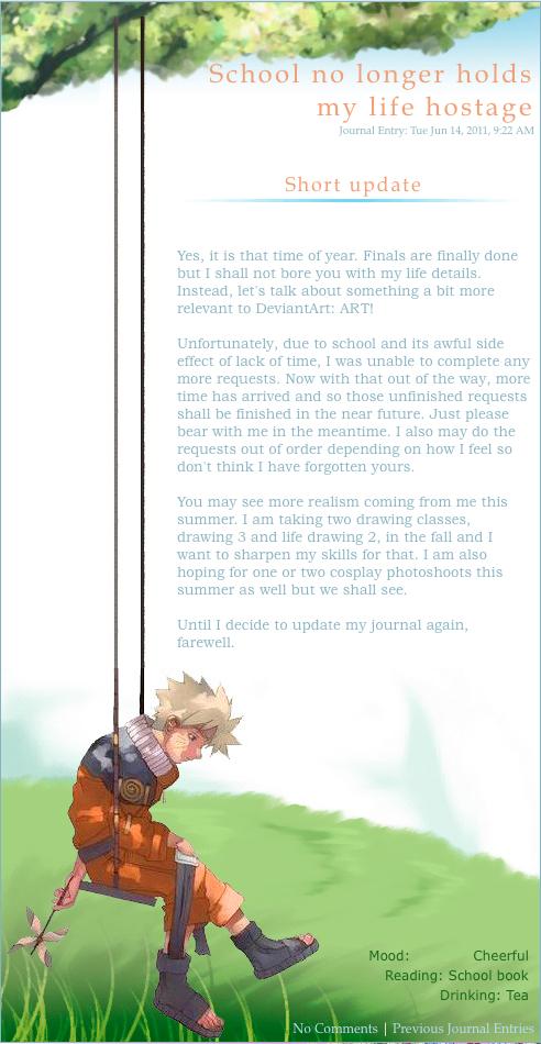Journal skin :: Naruto Swing by ekormekolindo