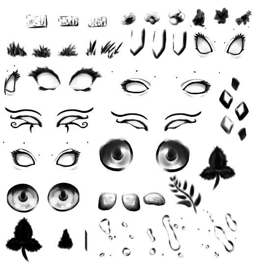 open canvas brushes download