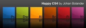 Happy CS4 Icon set