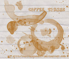 Coffee Stains by Whatsername777