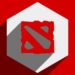 Dota 2 Flat Icon by mzpsh on DeviantArt