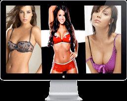 30 Wallpapers pack Girls+Sport 640x960