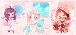 Spring Hope   Fairy Vials