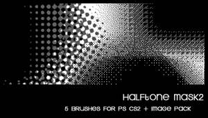 Halftone mask 2