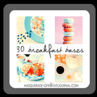 Icon Bases - Breakfast