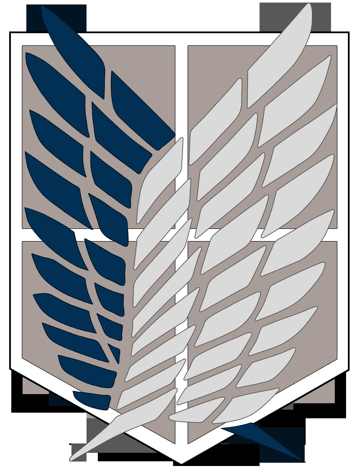 Shingeki No Kyojin Logo Transparent