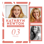KATHRYN NEWTON PNG PACK by dxddario