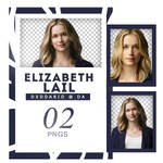 ELIZABETH LAIL PNG PACK by dxddario