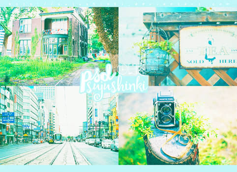 PSD 01 : BLUE