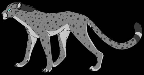P2U BASE | Cheetah by MissAlmighty