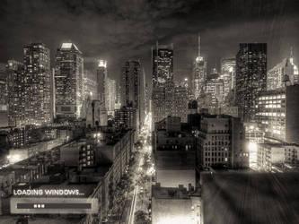 New York City Bootskin by somnambul