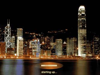 HongkongAtNight Bootskin by somnambul