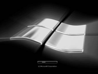 Windows Chrome Bootskin by somnambul