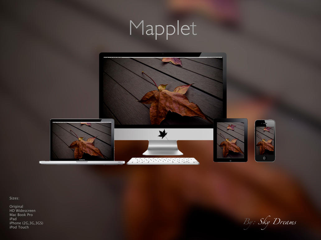 Mapplet by DeusMaster