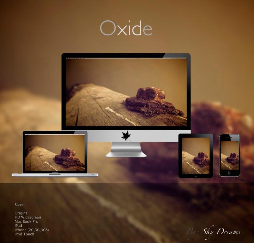 Oxide by DeusMaster