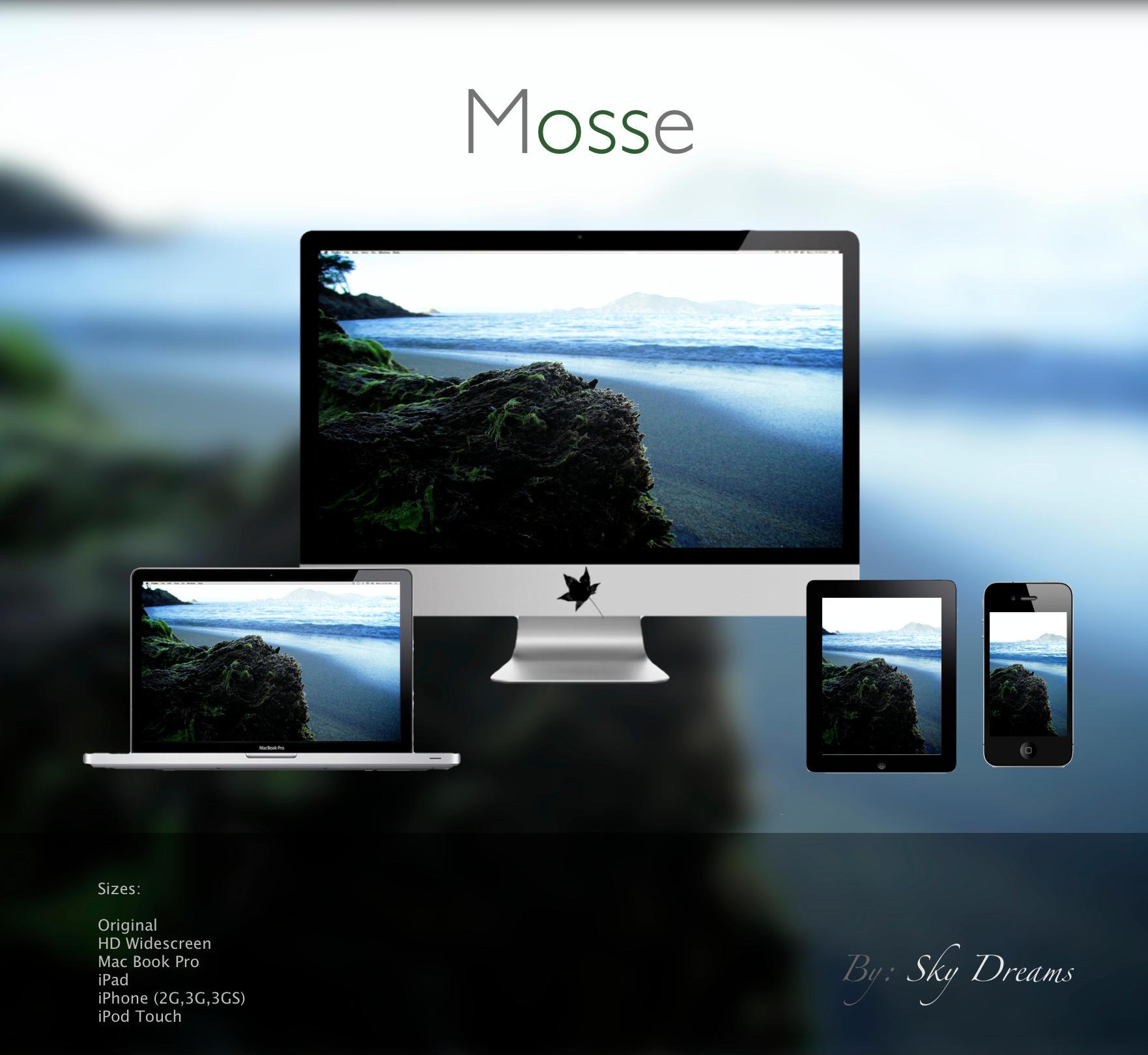 Mosse by DeusMaster