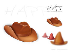 Hat Icon by fengsj