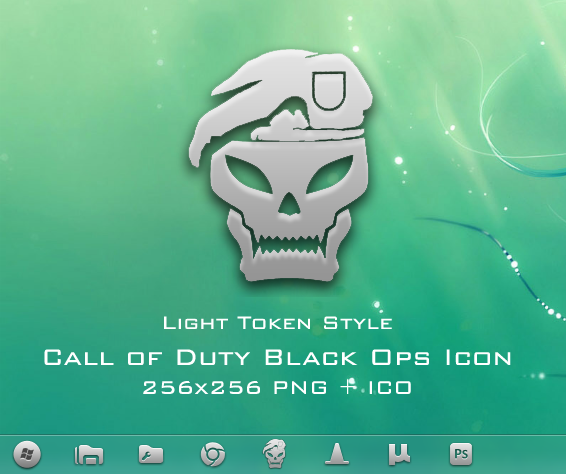 COD Black Ops Light Token Icon by nDNA