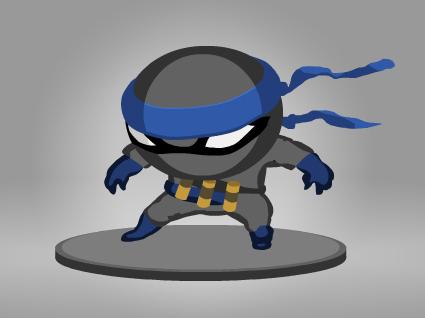 027  Ninja 360