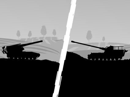 068 Moments of tanks