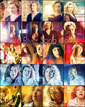 26 River Song Icons by thesquashedfrog