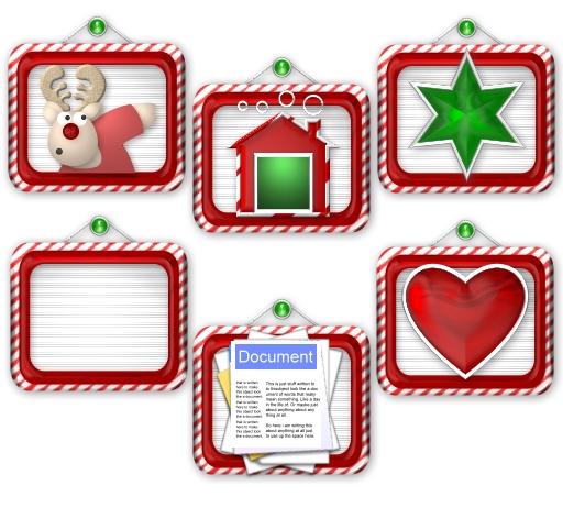 Christmas Folders