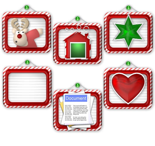 Christmas Folders by elsie432