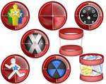 ruby gems icons
