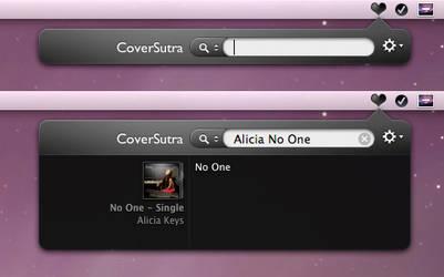 Coversutra Searchbar mod by DDrDark