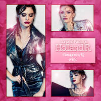 Holland Roden pack png by iWillNotSurrender