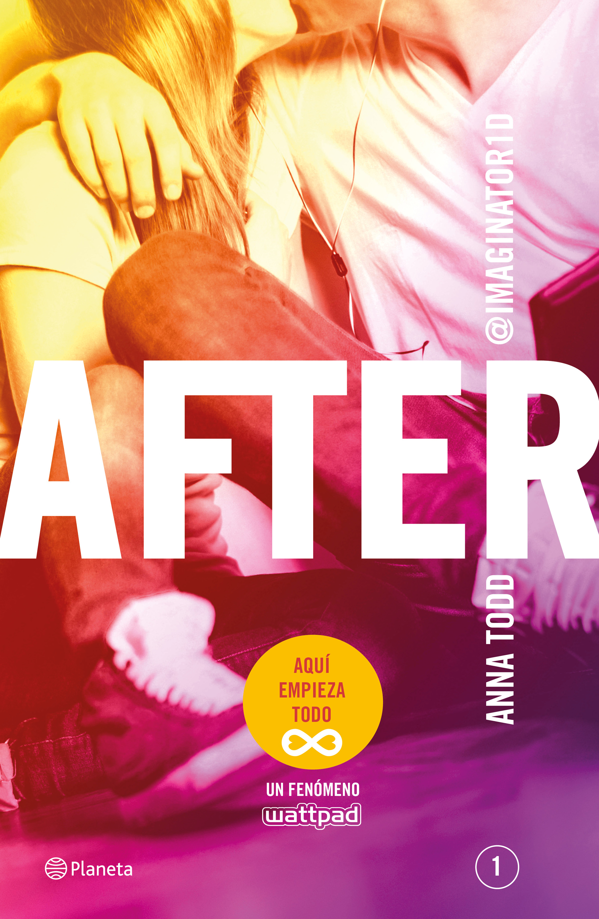 After (After 1) by Anna Todd