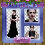 Lily Collins pack png