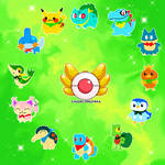 Pokemon Mystery Dungeon Pixel Collection