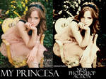 PHOTOSHOP ACTIONS + PRINCESA