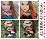 PHOTOSHOP ACTIONS+UTOPIA