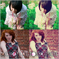 PHOTOSHOP ACTIONS +AUTOMATISCH by oursolemnhour89
