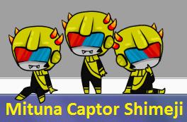 Mituna Captor Shimeji by Freddy-kun