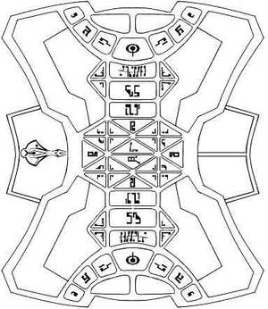 Kotra - A Cardassian Board Game