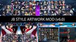 Tekken 7 [HUD] JB Style Artwork Mod (v6.0) by ponx