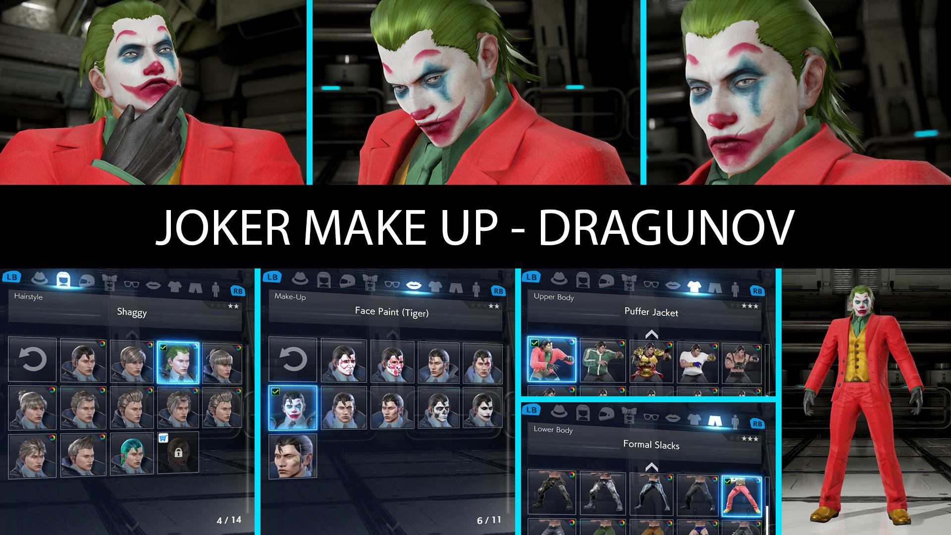 Skin Dragunov Joker By Ponx On Deviantart